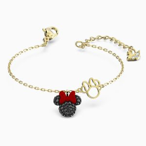 Swarovski Mickey and Minnie Bracelet - Minnie Mouse 5566690