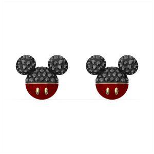 Swarovski Mickey and Minnie Pierced Earrings 5566691
