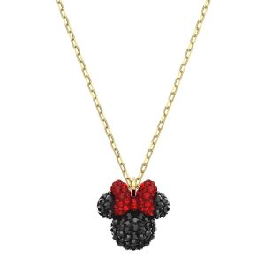 Minnie Mouse Pendant Necklace - Gold-tone Plating 5566693