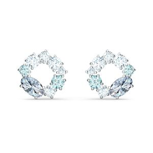 Swarovski Attract Circle Stud Earrings 5570943