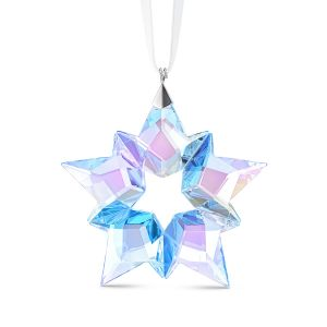 Swarovski Crystal Ice Star Ornament