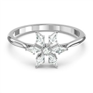 Swarovski Magic Tapered Ring - Rhodium Plating 5578444  5576696  5578447