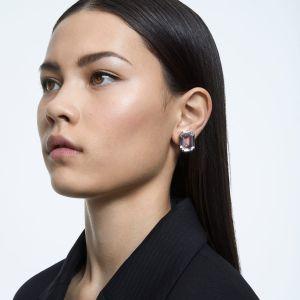 Swarovski Mesmera Single Earring - White with Rhodium Plating 5600860