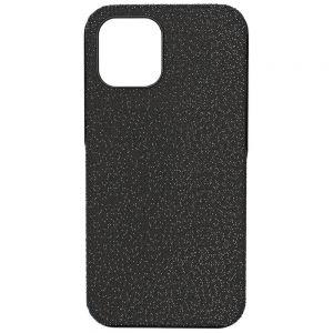 Swarovski High Smartphone Case - iPhone 12/12 Pro - Black  5616377