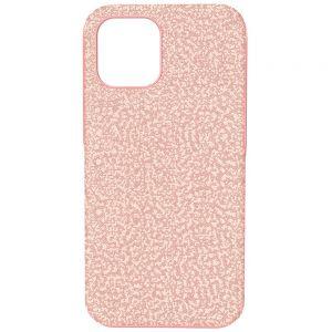 Swarovski High Smartphone Case - iPhone 12 Pro Max - Pink 5622304