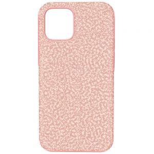 Swarovski High Smartphone Case - iPhone 12/12 Pro - Pink 5622305