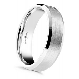 Brown & Newirth 'Blend' Wedding Band, For Him
