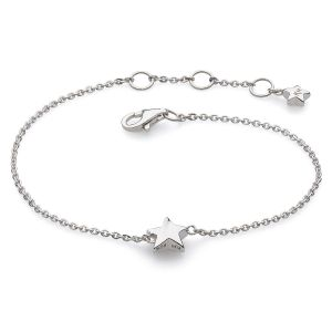 Kit Heath Miniature Shining Star Silver Bracelet 70034HP024