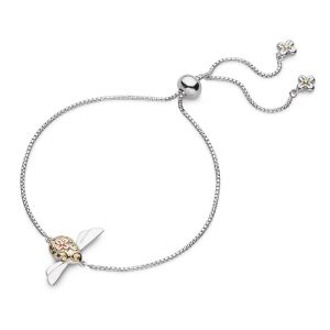 Kit Heath Blossom Flyte Queen Bee Toggle Bracelet 70342GRG