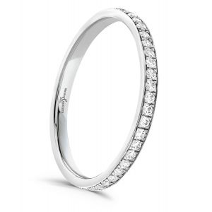 Brown & Newirth 'Delta' Full Eternity Ring
