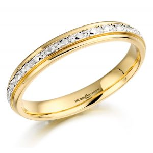 Brown & Newirth 'Sparkle' Wedding Band