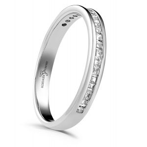 Brown & Newirth 'Devine' Half Eternity Ring