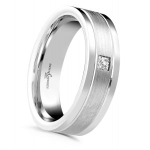 Brown & Newirth 'Canopus' Wedding Band, For Him