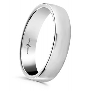 Brown & Newirth 'Infinity' Wedding Band, For Him