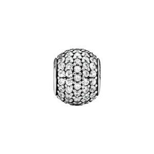 Pandora Clear Pavé Charm-791051cz