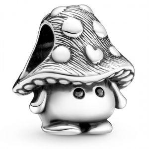 Pandora Cute Mushroom Charm 799528C01