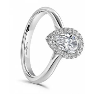 Brown & Newirth 'Luna' Engagement Ring EN255R54