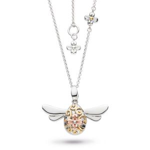 Kit Heath Blossom Flyte The Queen Bee Necklace 90342GRG