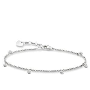 Thomas Sabo Zirconia Bracelet
