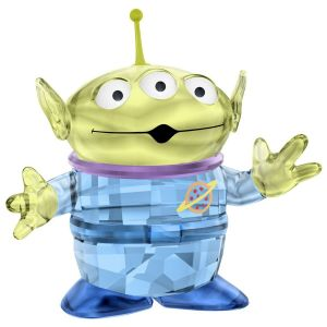 Swarovski Crystal Toy Story Pizza Planet Alien