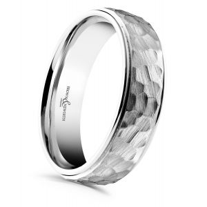 Brown & Newirth 'Volans' Mens Wedding Band, For Him