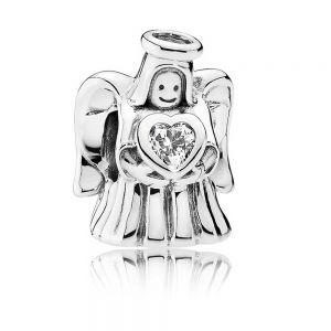 Pandora Angel of Love Charm - 792010CZ