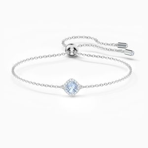 Swarovski Angelic Cushion Bracelet - Blue 5567933