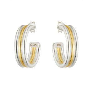 Annie Haak Harmony Hoop Earrings E0291PR