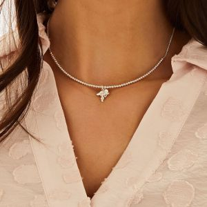 Annie Haak Santeenie Silver Charm Necklace - Guardian Angel N0526-41-43