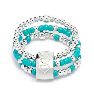 Annie Haak Serasi Tiga Turquoise Silver Ring