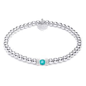 Annie Haak Seri Turquoise Silver Bracelet