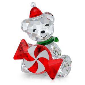 Swarovski Crystal Kris Bear Christmas 2021 Annual Edition