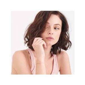 Anai Haie Twist Chain Circle Bracelet Gold B007-02G