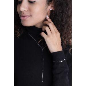 Ania Haie Cluster Bracelet - Silver B018-02H