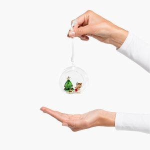 Swarovski Christmas Scene Ball Ornament 5533942