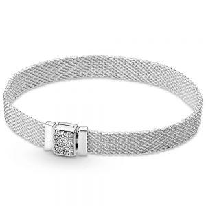 Pandora Reflexions Sparkling Clasp Bracelet-599166c01