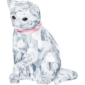 Swarovski Crystal Cat Mother