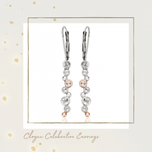 Clogau Celebration Earrings - 3SME2