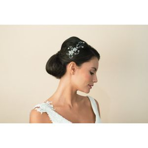 Ivory and Co Clematis Haircomb