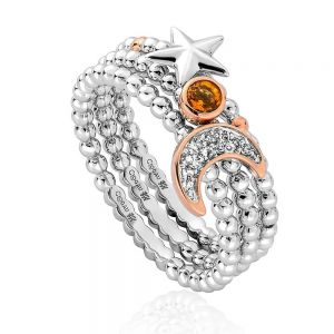 Clogau Out of This World Ring