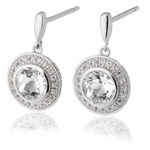 Clogau Ar Dan Earrings 3SAWDE