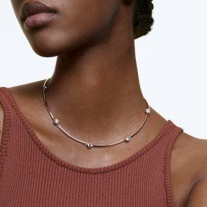 Swarovski Constella Necklace - Rose Gold Tone Plated 5609710