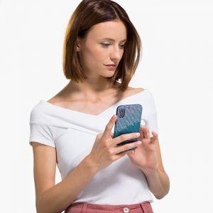 Swarovski Anniversary Crystalgram Phone Case - Iphone X/XS - Blue - 5532209