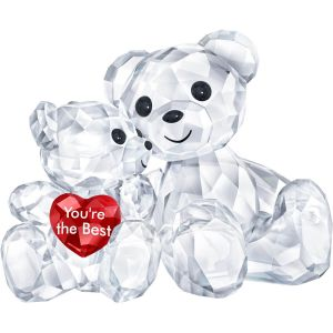 Swarovski Crystal Kris Bear - You're The Best