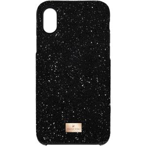 Swarovski High Smartphone Case with Bumper,  iPhone® X/XS Max, Black