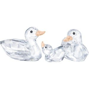 Swarovski Crystal Ducks