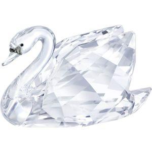 Swarovski Crystal Swan, Small