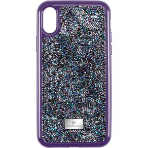 Swarovski Glam Rock Smartphone Case, iPhone® XSMax, Purple 5478875