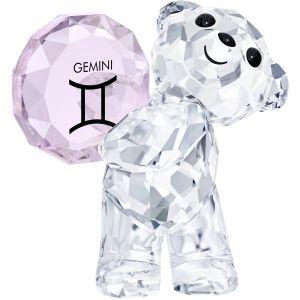 Swarovski Crystal Kris Bear - Gemini