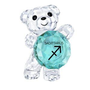 Swarovski Crystal Kris Bear - Sagittarius